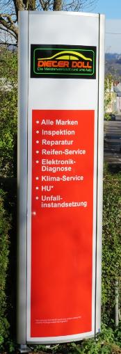Dieter Doll - Die Meisterwerkstatt rund ums Auto - alle Marken - Oldtimer - HU - Unfall-Instandsetzung - und mehr...