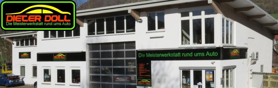 Dieter Doll - Die Meisterwerkstatt rund ums Auto